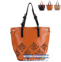 2013 women's bucket bag fashion handbag shoulder bag messenger bag women's bags large