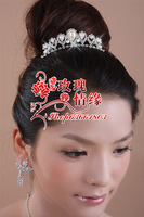 2013 rhinestone the bride hair accessory pearl little bride hair accessory