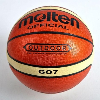 Molten basketball go7 basketball