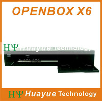 Openbox x6 hd digital satellite Receiver ALI3601+WIFI+OPTICAL+BISS KEY+USB+PVR+HDMI 1080P+CA SLOT+AV OUT+INTERNET SHARING