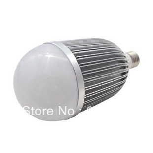 Manufacturers at a wholesale led18W ball bubble lamp imported chips, high brightness of pure aluminum lamp body(China (Mainland))