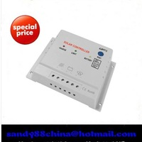 MPPT Solar Controller 12VDC/24VDC-10A  free shipping ! by DHL or UPS