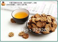 17.6oz/500g gold burdock Tea, lower blood presure tea,natural herbal tea ,slimming tea Free shipping