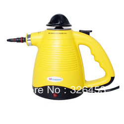 Free shipping, high pressure, steam cleaning machine, steam cleaner, cleaning supplies 220V Australia plug(China (Mainland))