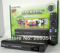 10pcs/lot Hot Sale Original Hot Sale Receiver OPENBOX S4 & openbox x5 Support Youtube,Google,USB WiFi