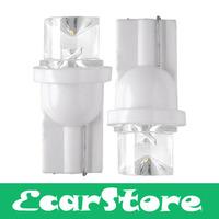 50pcs Car T10 Side Wedge Bulb Lamp White LED Light 12V