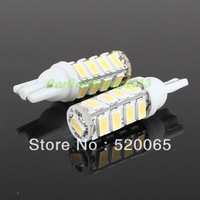 10X T10 W5W 17 LED 5630 SMD Car Side Wedge Light Bulb 194 927 161 168 White
