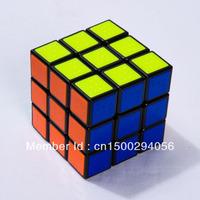 Cube4you blind Dice six color tile cube (NIB) - Black