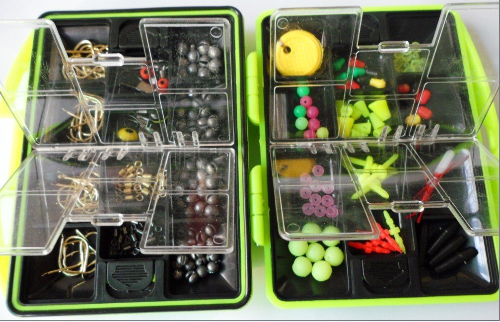Worms for fishing bait parts lure box swivel fish float Combination fishing box fresh water fishing lure bait free shipping(China (Mainland))