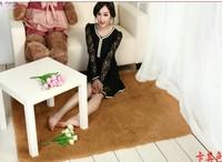 CA20705 floor carpet Japanese style Carpet khaki color 50*80cm 1piece/lot soft mat rug anti-slip handmade door carpet