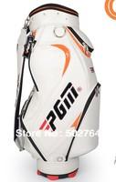 golf bag, PU golf cart bag, 5 devider, free shipping wholesale