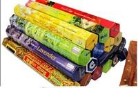Indian incense stick Incense Fragrance Fresh Air 15-18pieces per bag 10bag/lot free shipping 23kindscan mix