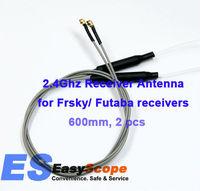 Frsky Receiver Antenna, 600mm 2 pcs PK