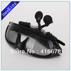 New design mp3 portable player sunglasses with Bluetooth earphone function best mp3 creative mp3(China (Mainland))