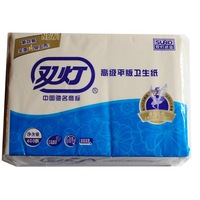 Flat toilet paper advanced flat sheet 400