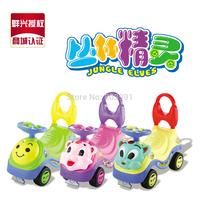Child scooter leg pig truck toy car buggiest walker lieulieu car