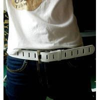 Punk male strap copper head belt p1