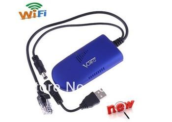 Vonets VAP11G RJ45 WIFI Bridge/Wireless Bridge For Dreambox Xbox PS3 PC Camera TV Wifi Adapter with Retail Box Free Shipping!