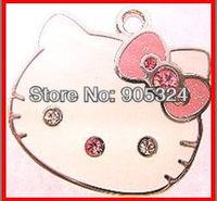 Retail 2GB 4GB 8GB 16GB 32GB Hello Kitty jewelry cartoon usb flash drive keychain usb disk+Free shipping + dropping shipping