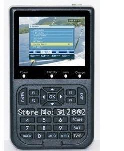Satlink WS 6906 DVB-S FTA digital satellite signal finder meter DHL shipping, WS6906,WS-6906