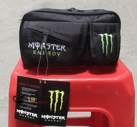 Monster Monster motorcycle bag purse Knight