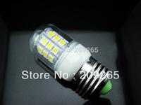 5pcs/lot E27 10-30V AC/DC 4.5W spotlight Bulb 5050SMD 30LEDS 360lumen Super bright cold white/ warm white #1289