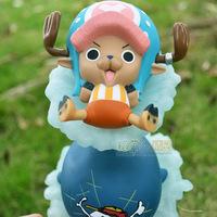 Vinyl luminous doll decoration hand-done