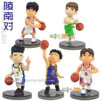 Vinyl base doll decoration dolls basketball