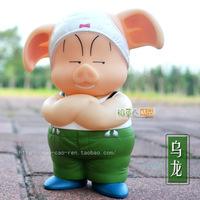 Pig pig Oolong dolls model hand-done doll toy dolls