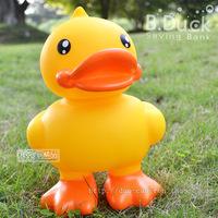 Large B . Shell Duck Little Duck Cashbooks Doll Dolls Piggy Bank Birthday Gift