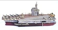 Cv-64 ldquo . constellation rdquo . 3d puzzle model