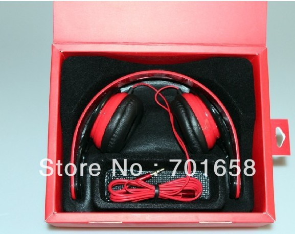 Free shipping studio Free shipping Cheap on-earphone Mini MIXR headphones David guetta headphone for mp3/mp4/psp/iphone(China (Mainland))