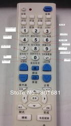 Universal TV Remote Control Controller For TV Television Sets +Free Shipping+tracking number(China (Mainland))