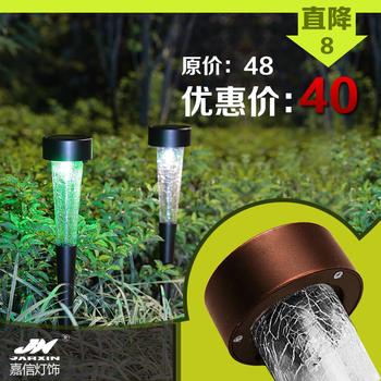 Jiaxin lighting wgcd-06 solar lights led lighting ventress lamp lawn lamp