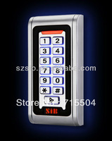 Metal access control keypad S600MF-W