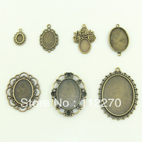 14PCS  Free shipping retro metal craft arts home decoration DIY Accessories 0120924039