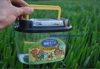 Portable insect boxes portable box feeding box