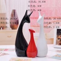 Modern fashion ceramic home decoration crafts tendrils