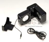 Square mini speaker mini speaker mp3 mp4 pc folding 2000