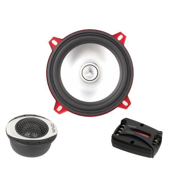 Soda Klaxon loudspeaker full-range speakers car speaker tx2165 6.5 speaker set in wholesale & retail DHL/FEDEX(China (Mainland))