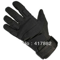 Free shipping: Outdoor tactical gloves bicycle motorcycle ride gloves full-fingers  hiking slip-resistant sports gloves