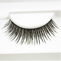 Free Shipping Super Natural  Long Thick False Eyelashes Fake Eye Lashes Extension Wink Party Makeup 50pairs/lot  #E5