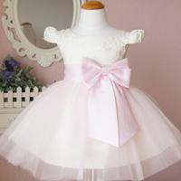 Girls dress  wedding  princess one-piece   high quality  flower girl formal dress   y2174