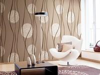 PVC wallpaper roll,free ship
