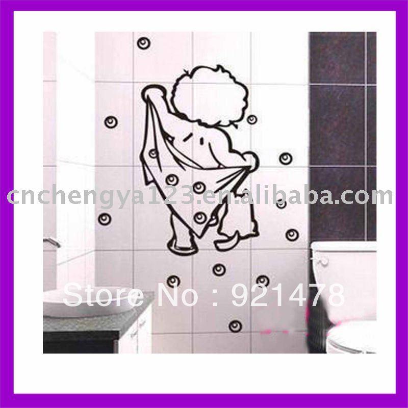 Autocollants carrelage salle de bains achetez des lots - Carrelage mural autocollant ...