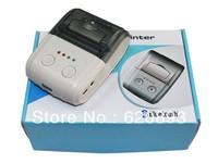 58mm mini bluetooth thermal printer barcode bluetooth printer laber bluetooth printer wireless receipt bluetooth printer(MP300)