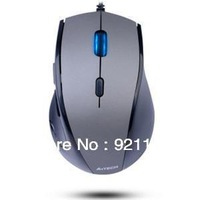 Hot sale!Optical Holeless wired Mouse A4tech D-740X Dustproof and High precision for Desktop and Laptop computers,Free shipping
