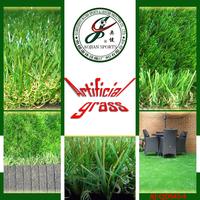 Popular running track outdoor artificial grass carpet