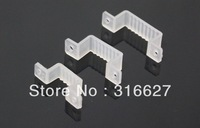 Free HK Parcel shipping Silicon clips use for waterproof  strip light IP68 1000pcs/Bag