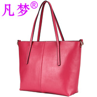 2013 women's handbag cowhide bag fashion women's handbag women's messenger bag